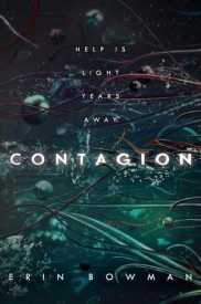contagion by erin bowman - cover