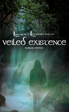 Veiled Existence by Barbara Pietron Cover