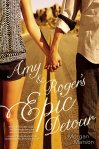 Amy & Roger's Epic Detour by Morgan Matson - Book cover