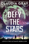 Defy the Stars by Claudia Gray - book cover
